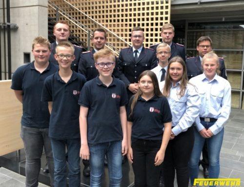 Mitgliederhauptversammlung – Jugendfeuerwehren der Stadt Vechta