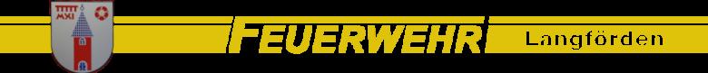 Feuerwehr Langförden Logo